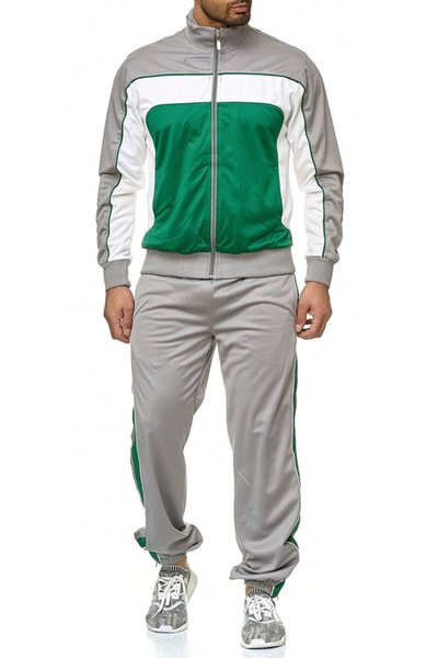 Tracksuits for Men 2020 Autumn Jaclet & Joggers Long Sleeve Sweatsuits Male Sport Active Striped Pattern Casual Fashion Clothing Hot Sale 2020 new arrival, we are the factory with the lowest price in the site.Welcome wholesalers to purchase, we will provide more discounts!Pls read the size chart carefully,if any quality problem u can ask for after-sales customer service!