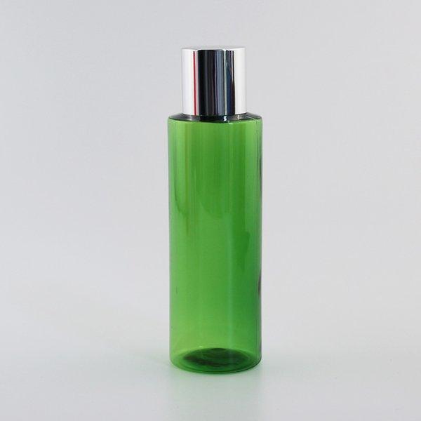 120мл 120мл Зеленая бутылка ПЭТ