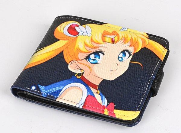 Beautiful Girl's Short Wallet -01