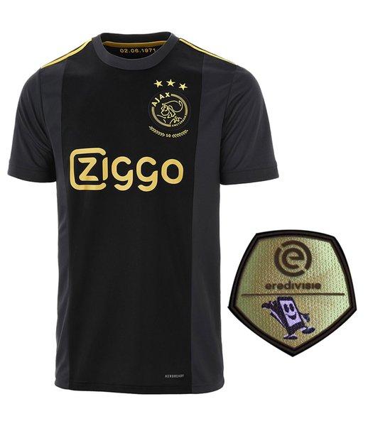 third Eredivisie patch