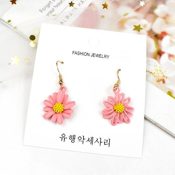 Rosa Daisy Earrings