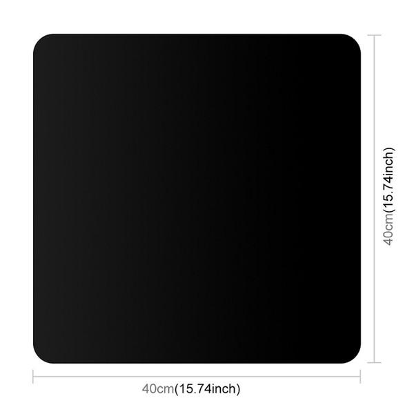 40x40cm черный цвет