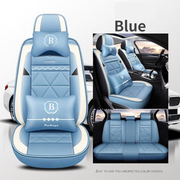 Luxus blau