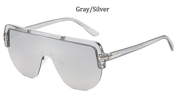 Graues Silber