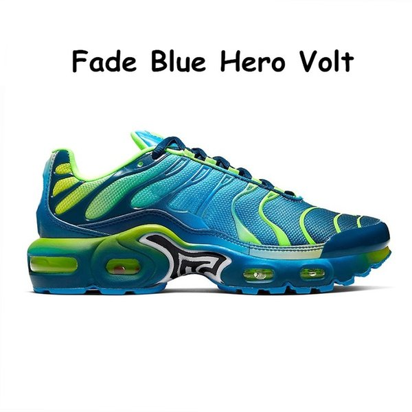 30 Fade Blue Hero Volt