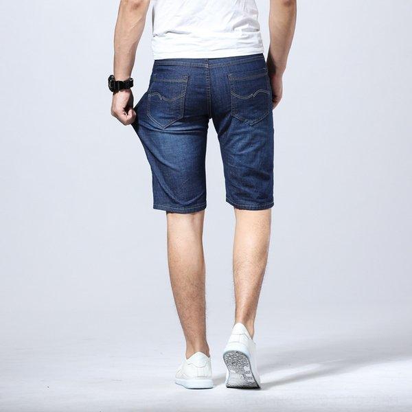 815 Pantalon bleu foncé