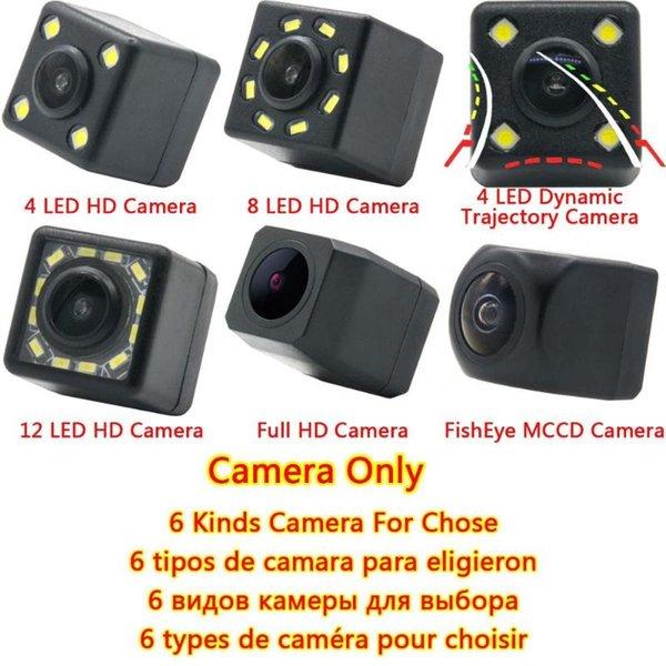 Sólo la cámara 4 LED