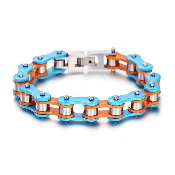Blue-orange-18,5 centímetros