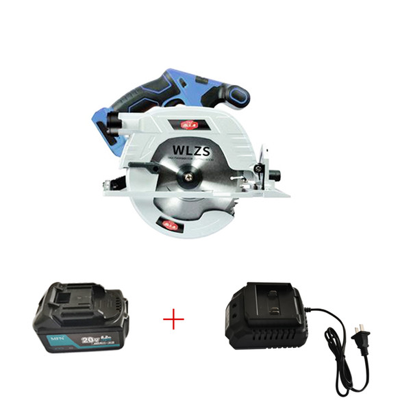 best selling 1200W electric circular saw machine wood cutting machine woodworking decoration home portable multifunctional lithium battery circular saw
