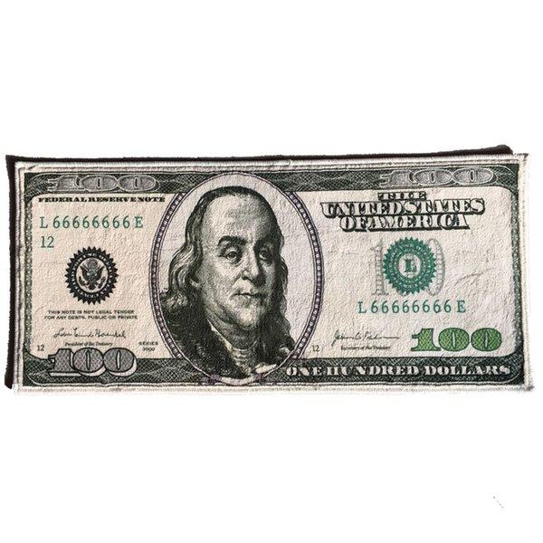 Alfombra de dólar