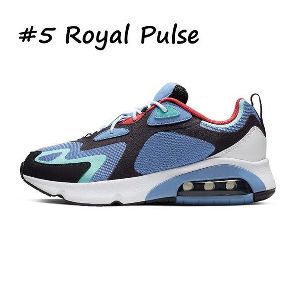 5 Royal Pulse