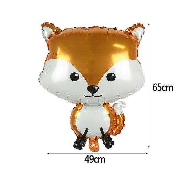S03 fox-1pcs