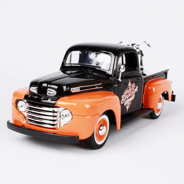 1948 F1+1958 FLH DUO GLIDE