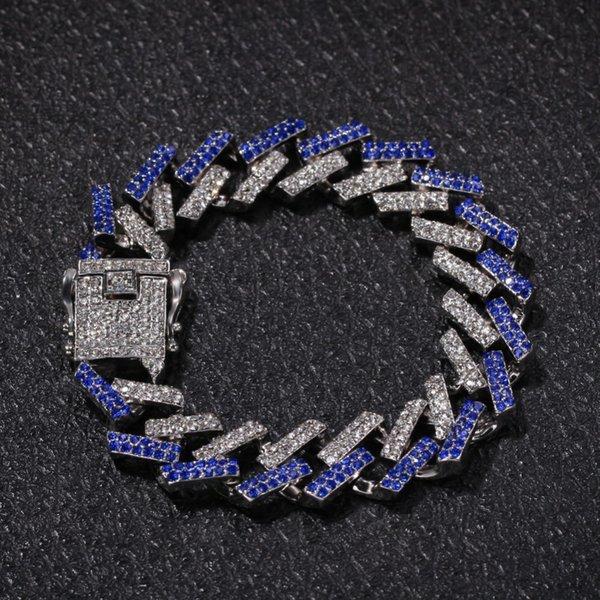 Prata Blue-8inch