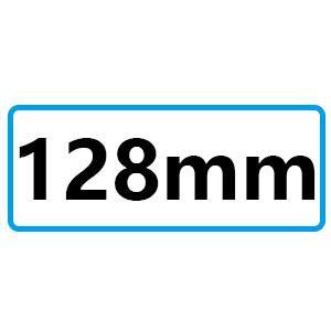 distancia 128mm