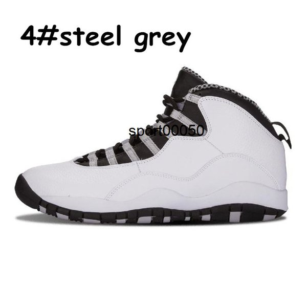 4 steel grey
