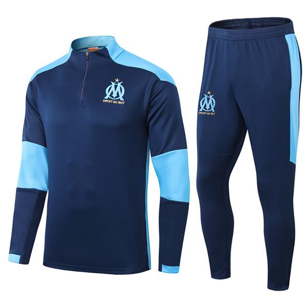 Marsiglia blu scuro 2021