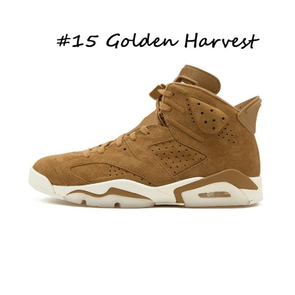 # 15 Golden Harvest