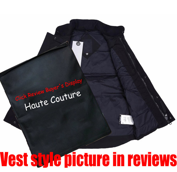 best selling Mens Down Vest Parkas with Map Embroidery 2020 New Mens Down Coat Winter Boys Sleeveless Jackets Womens Down Coat Active New Clothes