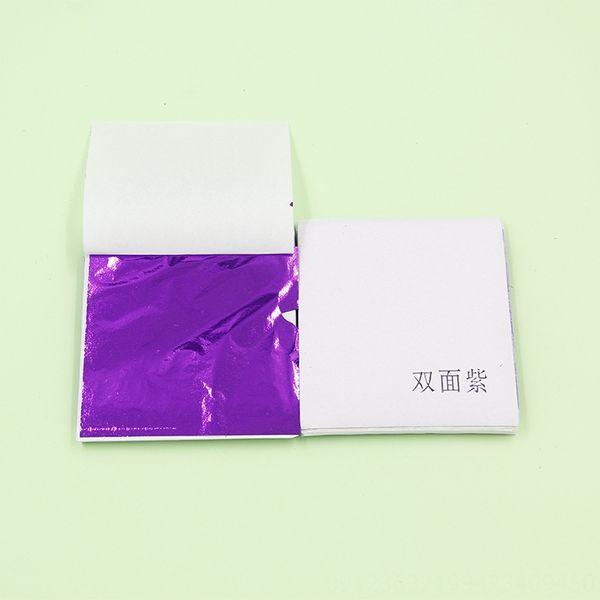 584-Purple 9x9-100 Sheetsxset