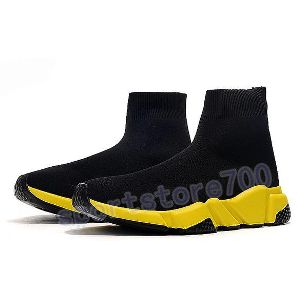 18. black yellow