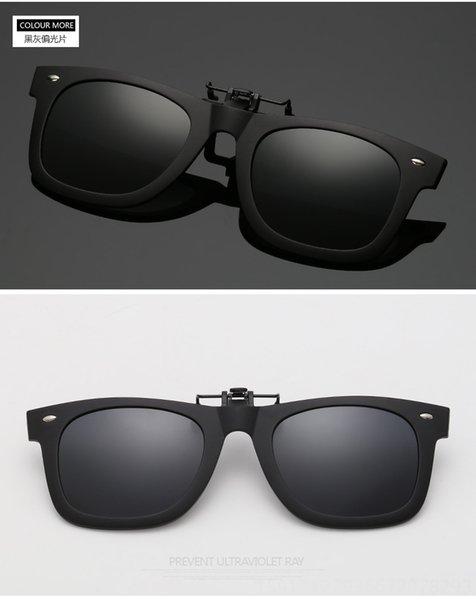 Schwarz Grau Polarizer