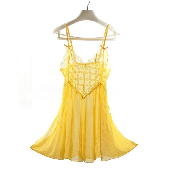 Yellow-One Size