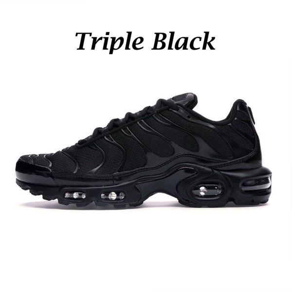 Тройной черный