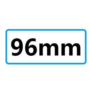 distancia 96mm