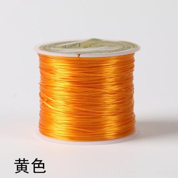 Giallo-importato Stretch linea (50 M)