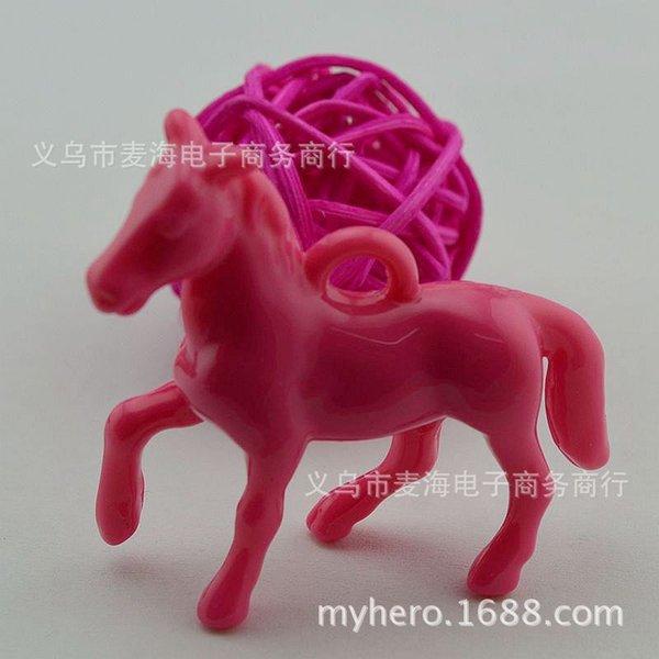 7 # Mei Hong-40 x 46 mm Pony