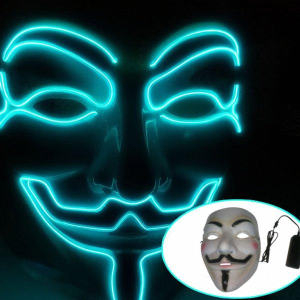 Ice Blue маска