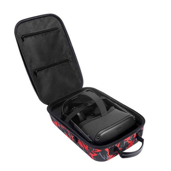Onsumer Electronics 2020 NUEVO Caja de impermeable de Protect EVA Hot EVA para Oculus Quest VR Glasses Gaming Auriculares y accesorios Travel Traying C ...