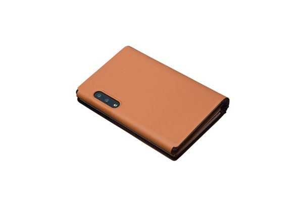 Brown color Smart case(Not phone)