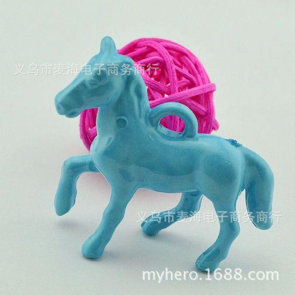 # 15 Blue Lake-40 x 46 mm Pony