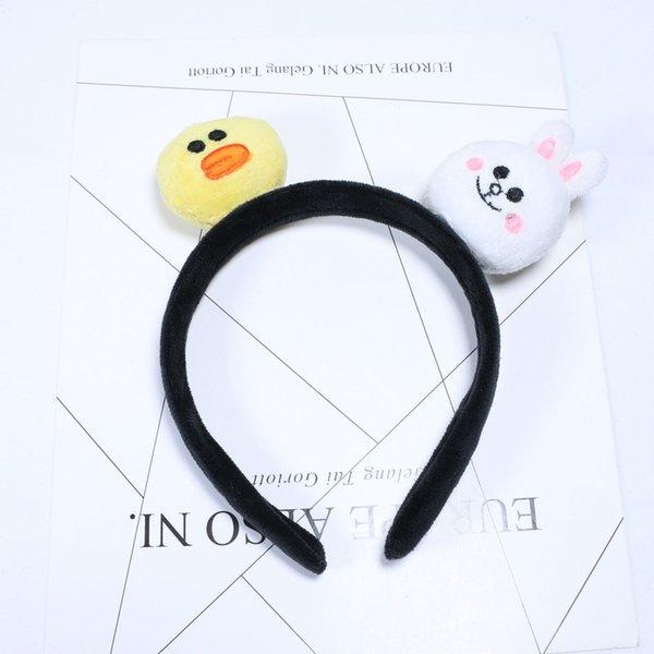 Кролик + желтый Duck