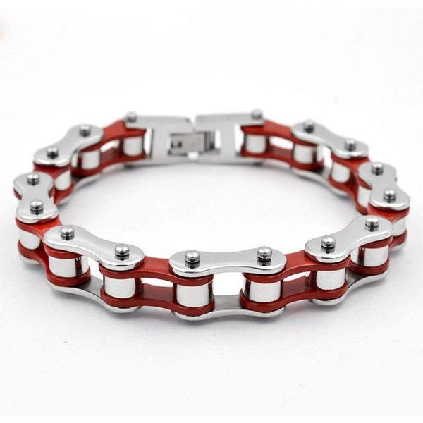 Vermelho-Steel-18,5 centímetros