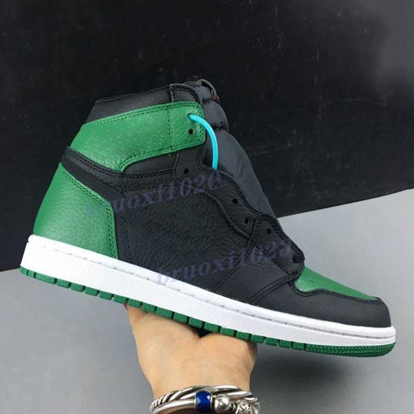 18.Pine Yeşil Siyah