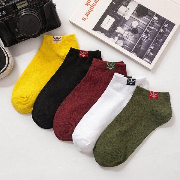 Tide Boat Socks-Érable