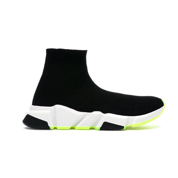 Negro Blanco Neon 36-45