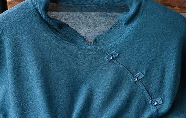 Переливчатый синий цвет
