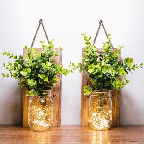 Зеленый набор растений