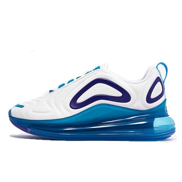 36-45 weiß blau