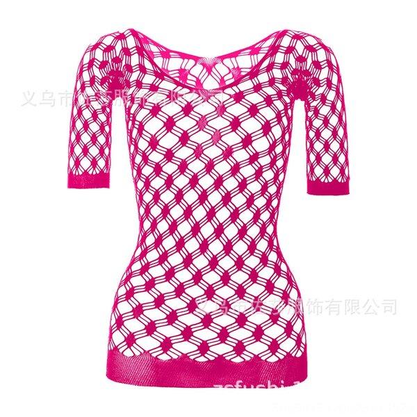 Dimensioni semplice Mei Hong-media Outfit + Co