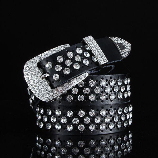 Completa del hueco del diamante Negro