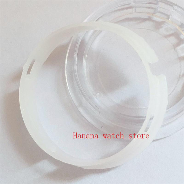 best selling plastic ring movement spacer ring for 40mm 43mm watchcase NH35 NH36 movement