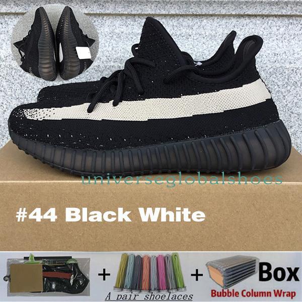 # 44 Blanc noir