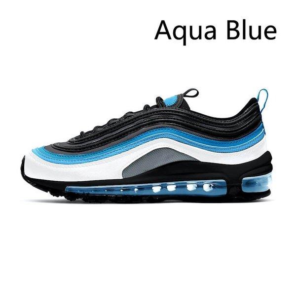 Aqual blau