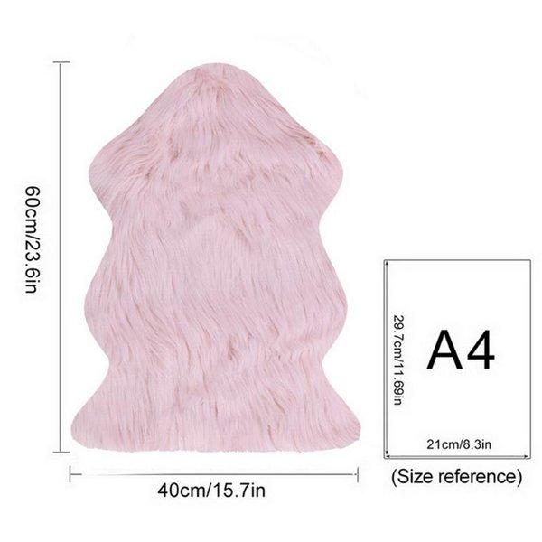 40x60cm rose clair