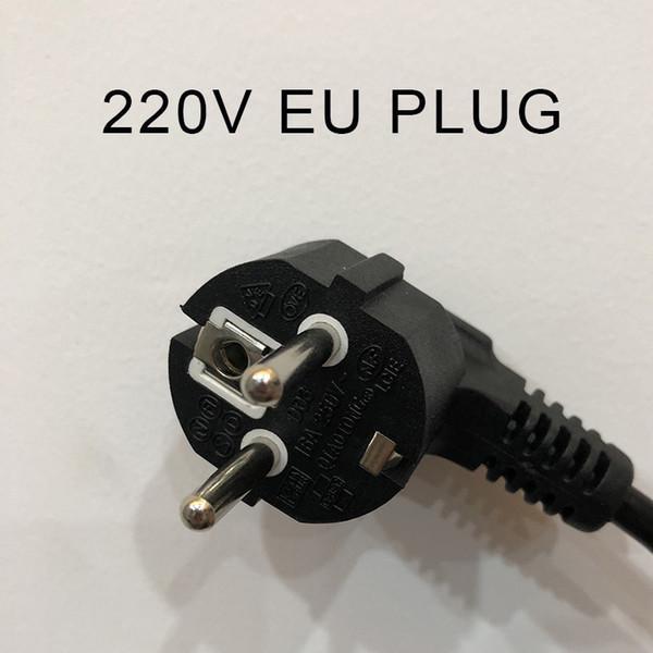 220 В ЕС Вилка